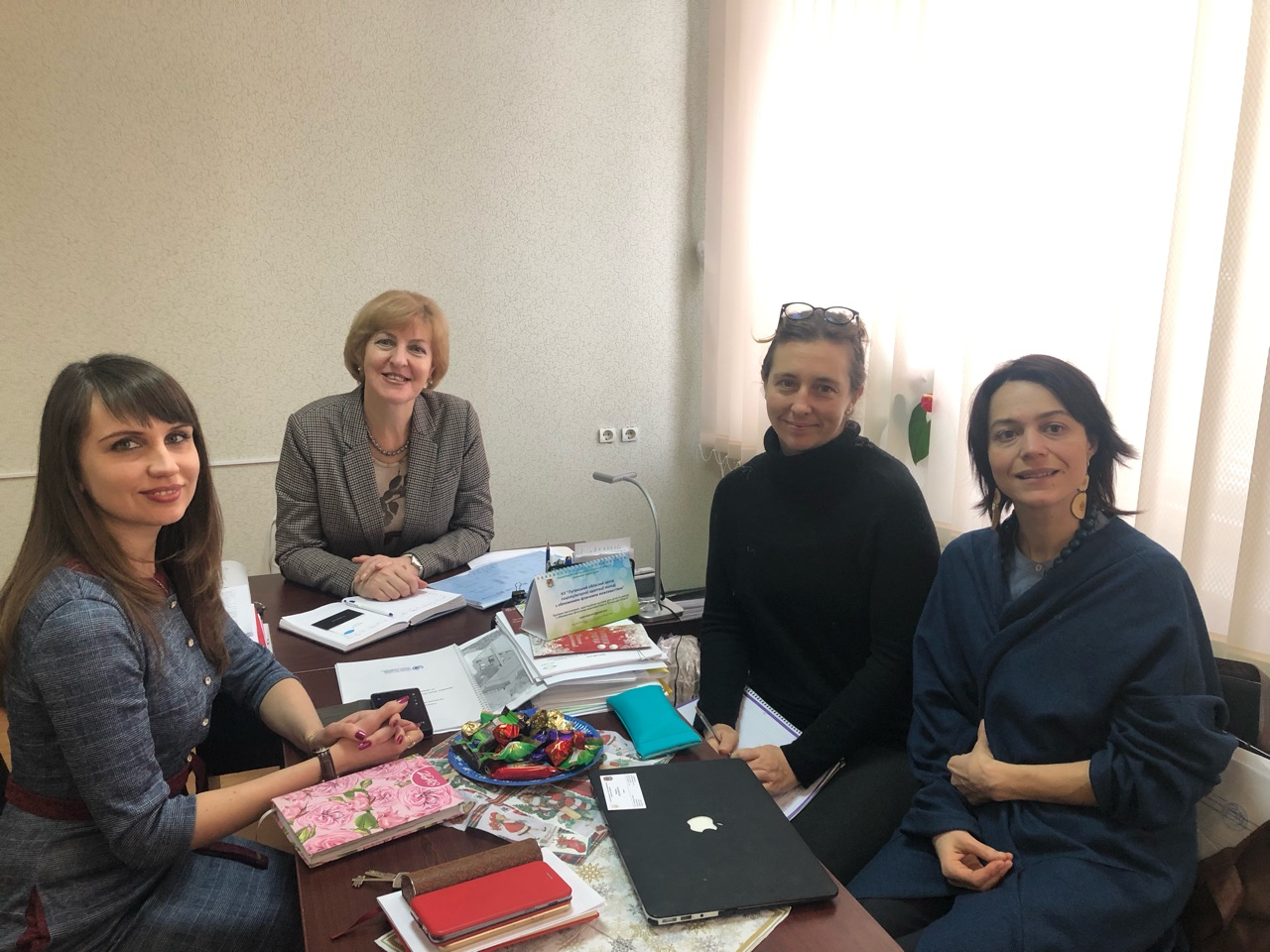 Evaluation of UNFPA psychosocial support to survivors of gender-based violence in Eastern Ukraine