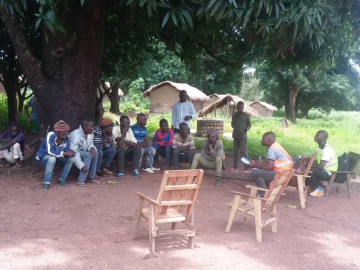 External evaluation of the multi-sector Programme funded by the DRC emergency Programme OFDA in the Central African Republic (CAR)