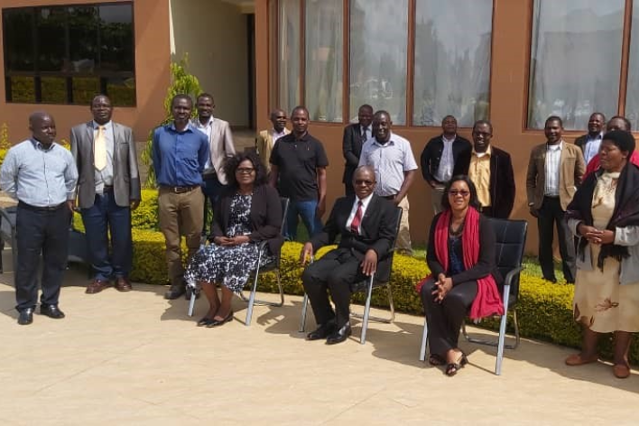 OAG has complete the Psychological First Aid (PFA) Training of Trainers in Malawi
